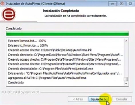 como instalar autofirma para windows, mac y linux
